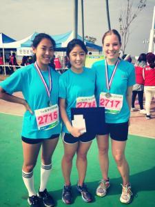 post half-marathon